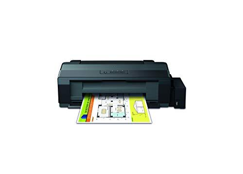 Impressora Epson Ecotank L1300 - Tanque de Tinta Colorida, formato A3+, 110V