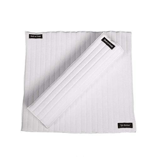 Back on Track Scandic PK Bandagierunterlagen Weiß 40x 40 cm