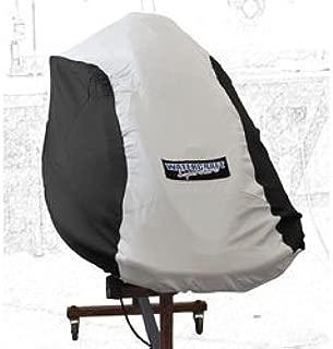 Kawasaki Cover 2003-2011 800 SXR (Gray/Black Polyester)