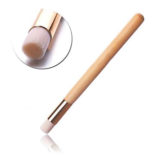 Brussels08 1 brosse nettoyante pour le nez et le visage en profondeur pour le visage, le nez, les pores, les points noirs, les cils, le shampoing et les cils, les pinceaux cosmétiques au hasard
