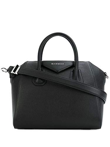 Givenchy Luxury Fashion Donna BB05117012001 Nero Pelle Borsa A Mano | Primavera-estate 20