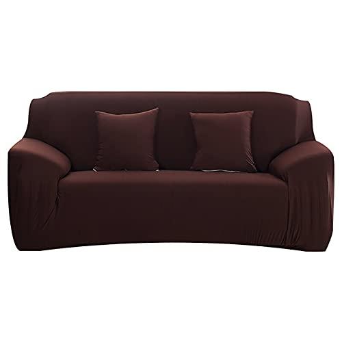 WXQY Funda de sofá de Esquina Funda de sofá para Mascotas Funda de sofá de Sala de Estar elástica Funda de sofá de poliéster elástica Funda de sofá Antideslizante A4 1 Plaza
