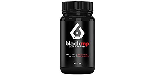 BlackMP Living Powder - SBO Probiotic, Fulvic and Humic Minerals (30 Servings) All Natural Formula Promotes Optimal Health for Women, Men, and Children.Improve Immune System Function, and Digestion!