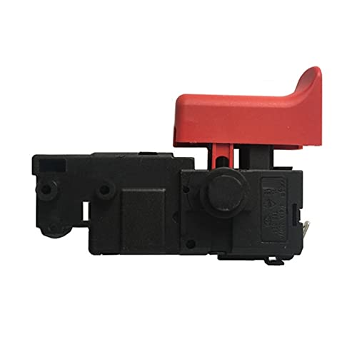 KESHIKUI New Mei 25 0V 4A 5E4 Control DE Velocidad Mano TALNO DE Plaza DE Velocidad Control DE Trabajo Ajuste para Bosch GBH2-20/26 Interruptor de Martillo (Color : No Pros and Cons)