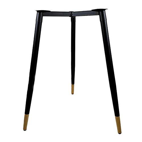 Muebles de metal Pies de mesa de pie de pie Home Proyectos DIY para muebles, Negociación Mesa de Conferencia Mesa de Lujo Escritorio (B)