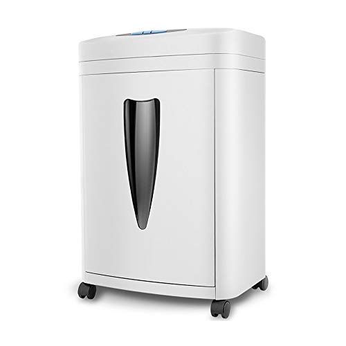 Learn More About LEFJDNGB Commercial Class 5 Secret High-Speed Silent Office Paper Shredder8-Sheet C...