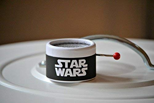 Star Wars Music box with a Hand Cranked mechanism