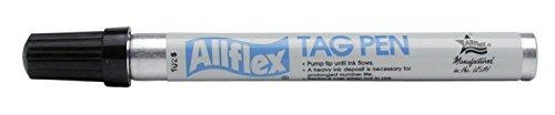 Allflex Ear Tag Marking Pen Broad Fine Flex Fade Resistant Livestock Care Black