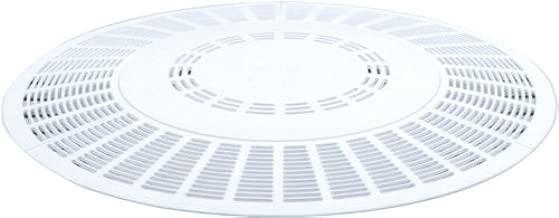 Zodiac 5820 White Unibridge Main Drain Cover Replacement