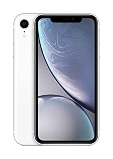 Apple iPhone XR (128Go) - Blanc (Comprend EarPods, Câble Lightning vers USB, Adaptateur Secteur USB)(Comprend EarPods, Câble Lightning vers USB, Adaptateur Secteur USB) (B07HBCRFW6) | Amazon price tracker / tracking, Amazon price history charts, Amazon price watches, Amazon price drop alerts
