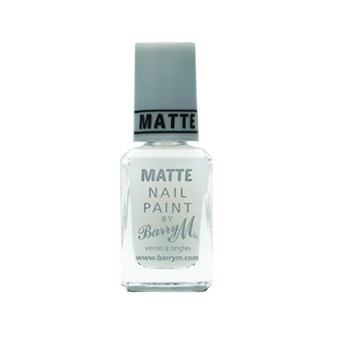 Barry M Cosmetics Matte Nail Paint, Top Coat