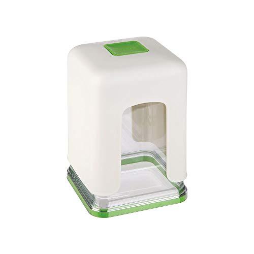 Progressive International Tower Fry Cutter, 1, White/Green
