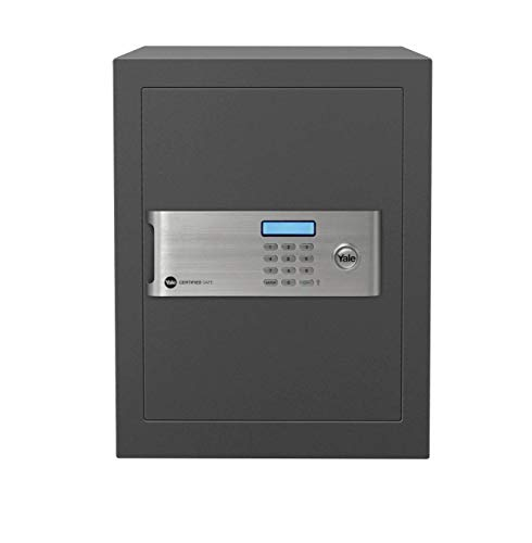 Yale 05543000-7, Cofre Certificado Sold Secure, Office, Preto, YALE