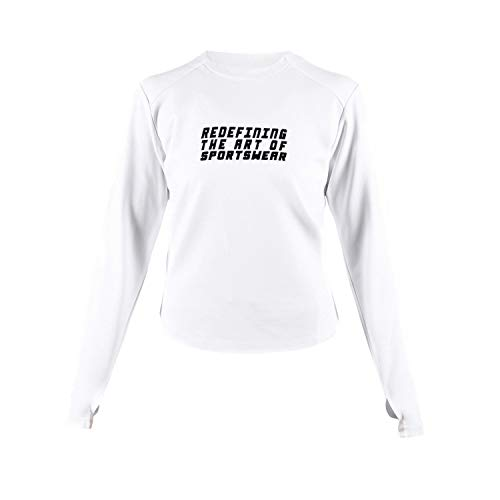 Morotai Damska bluza NAKA, biała, średnia