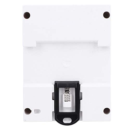 Misuratore di energia su guida DIN LCD Singolo elettrico su guida Din monofase per tecnologia microelettronica per circuiti