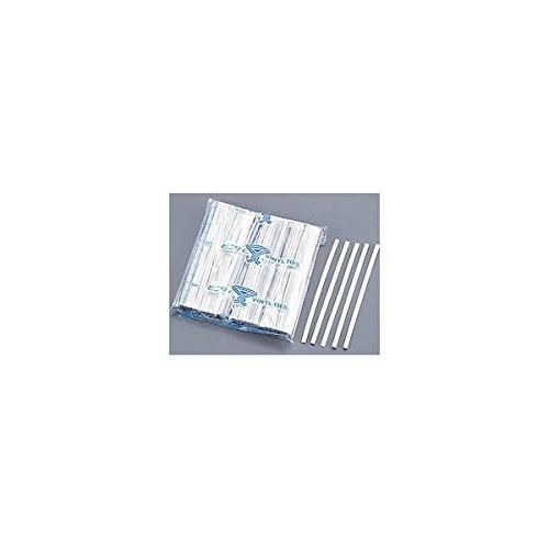 共和 ビニタイPET銀 幅4mm×長さ8cm QH080-12TG 1袋(1000本)