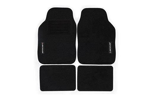 Dunlop Vehicle - 871125241764 - Lot de tapis universels pour voiture en moquette