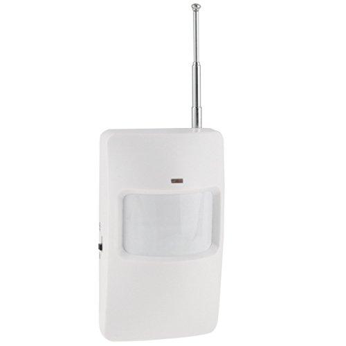 Sensor PIR volumétrico inalámbrico 433 MHz para sistema de alarma