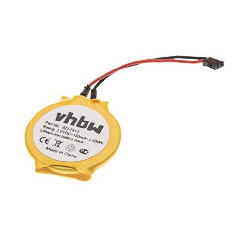 vhbw batería BIOS Compatible con Apple Macbook Pro 15.4