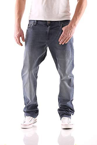 Big Seven Stanley Petrol Blue Regular Herren Jeans, Hosengröße:W44/L32
