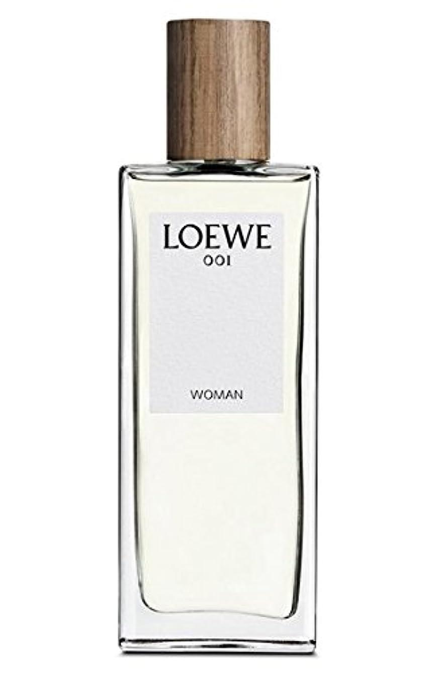 描く怖がらせる大学Loewe 001 (ロエベ 001) 1.7 oz (50ml) EDP Spray for Women