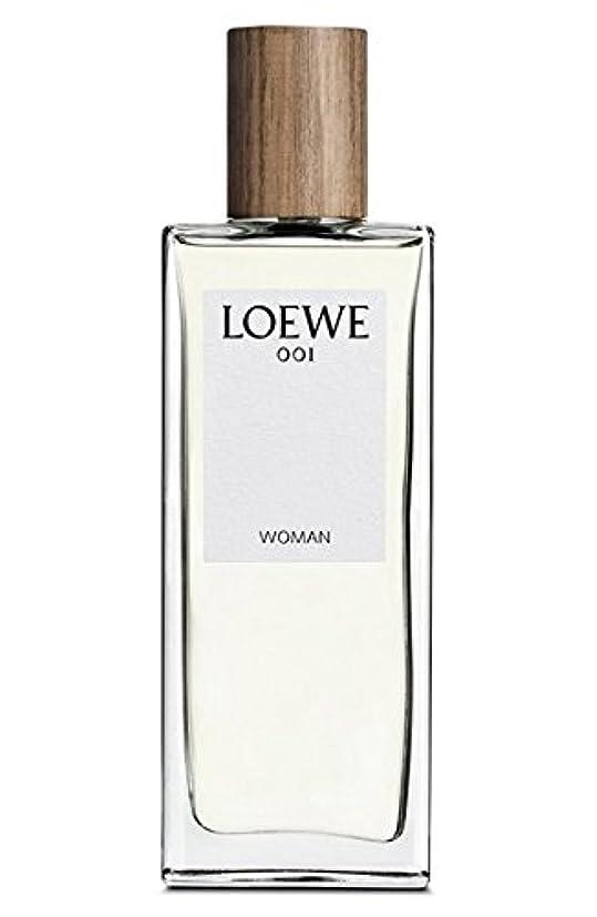 競合他社選手トライアスロン暴露Loewe 001 (ロエベ 001) 1.7 oz (50ml) EDP Spray for Women