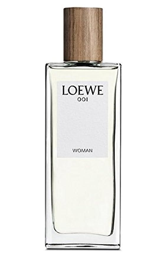 独占人間戸口Loewe 001 (ロエベ 001) 1.7 oz (50ml) EDP Spray for Women