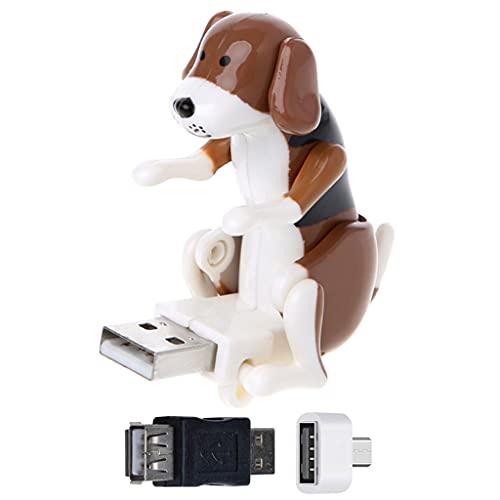 Wenyounge 4GB a 64GB Universal Humping Dog Micro V8 USB 2.0 Flash Drive para computadora portátil, teléfono Inteligente, Tableta, teléfono y más