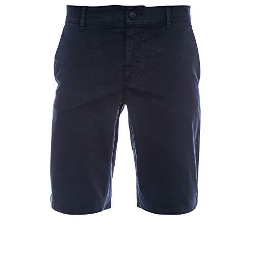 Boss Casual Slim-Fit Shorts 'Schino' Marine (404 Dark Blue) 36
