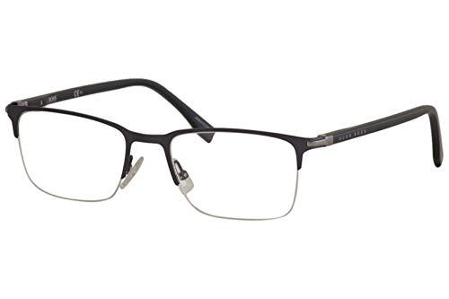 Hugo Boss Brille (BOSS-1007 FLL) Optyl - Metall matt blau