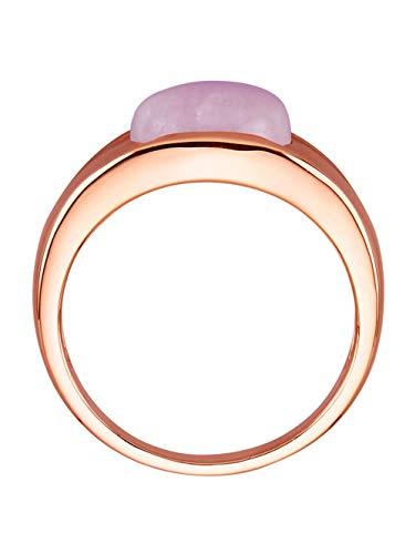 KLiNGEL Damen Ring mit Kunzit in Rosé
