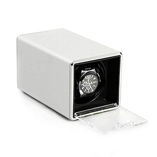 GUOCAO Cajas de relojes compactas para relojes, tope de mesa de defensa, a prueba de polvo/protección contra el desgaste/fácil recogida, mejor protección visualización de reloj