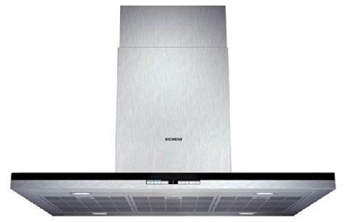 Siemens LF91BE552 - Campana (980 m³/h, Canalizado/Recirculación, 61 dB, 480 m³/h, 55 cm, 65 cm): Amazon.es: Grandes electrodomésticos