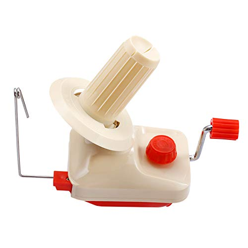 ZYJ Garn-Ball-Winder, Hände Convenient Operated Swift Garn Fiber String Knäuel Wolle Winder Maschinen Für Die Familie, Einfache Installation Für Fadenspeicher