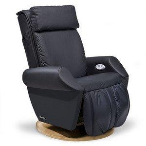 KEYTON Massagesessel | Massagestuhl Leder schwarz Class welcon.de