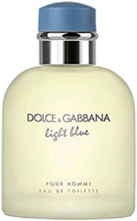Light Blue Pour Homme by Dolce & Gabbana for Men - Eau de Toilette, 200ml