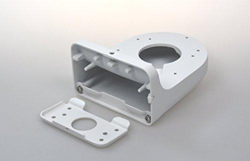 Blaupunkt Wandhaltunger VIO-DMB1 für Dome-Kameras VIO-D30 und VIO-DP20, Lichtgrau, 1 Stück (1er Pack)