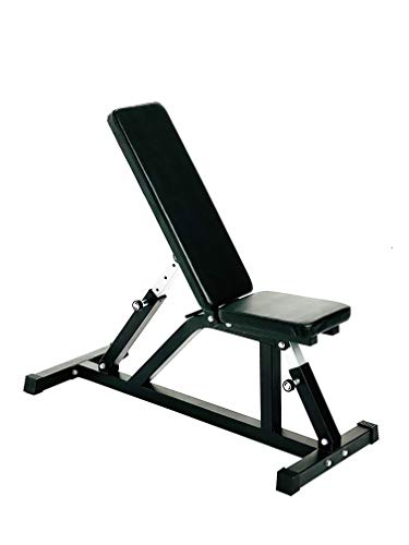 Webfit Panca Pesi Regolabile Professionale Ideale per Home Gym