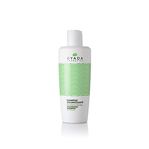 Gyada Cosmetics SHAMPOO VOLUMIZZANTE ● CERTIFICATO BIO ● MADE IN ITALY ● 250 ml