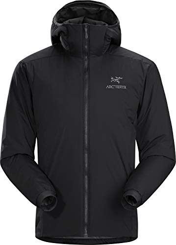Arc'teryx Atom LT Hoody Men's | Versatile Insulated Jacket | Black, Medium