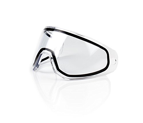HK Army KLR PURE Dual Pane Thermal Replacement Lens for Paintball Mask - Clear