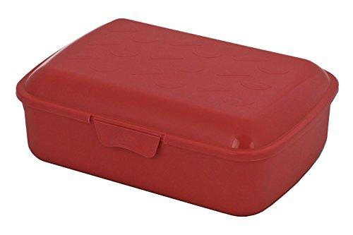 Gies Haushaltsware, Plastik, rot, 20 x 14 x 6.8 cm