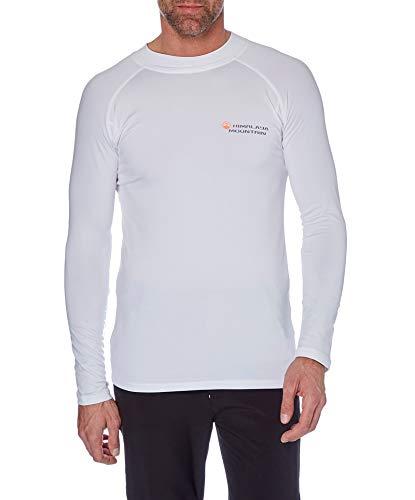 HIMALAYA MOUNTAIN Nolanmen - Camisa para Hombre, Hombre, NOLANMEN-White-M, Blanco, Medium