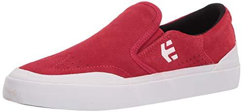 Etnies Marana Slip XLT, Zapatos de Skate Hombre, Rojo Blanco, 41 EU