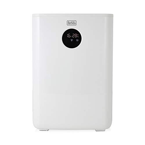 BLACK+DECKER BXEH60002GB 2L Dehumidifier with Air Purifier, White