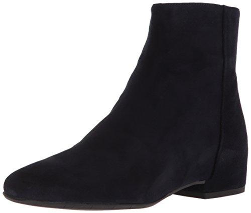 Aquatalia Women's Ulyssaa Suede Ankle Boot, Sapphire, 5.5 M M US