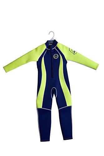 Front Zip Surfit Combinaison Complète Garçon Gris Cendré Taille 6-7 Ans