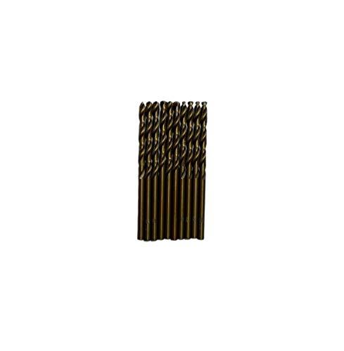 HSS DIN338 M-35 3,2 mm punta per metallo (confezione da 10)