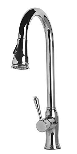 Alfi marca ab20431,8Gpm Spray pull-down grifo de la cocina,