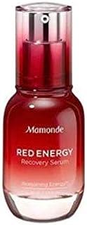 【マモンド.mamonde]レッドエネルギーリカバリーセラム(50ml)+ free gift(in picture)/ red energy recovery serum+ K packet(快速配送)